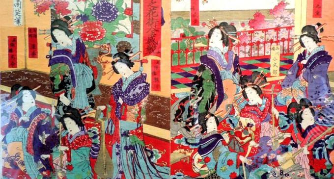 Arte Japonesa: Raridades no Museu Leopoldo Gotuzzo