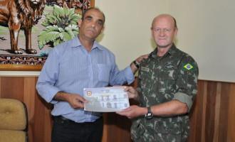 Capão do Leão: Prefeito toma posse na Junta Militar