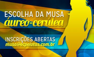 Estão abertas as inscrições para escolha da Musa Áureo-Cerúlea