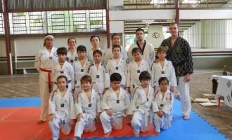 Pelotas Taekwondo Clube realiza Exame