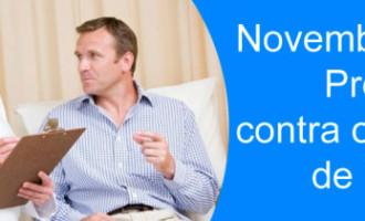 Novembro Azul alerta para a importância do diagnóstico precoce do câncer de próstata