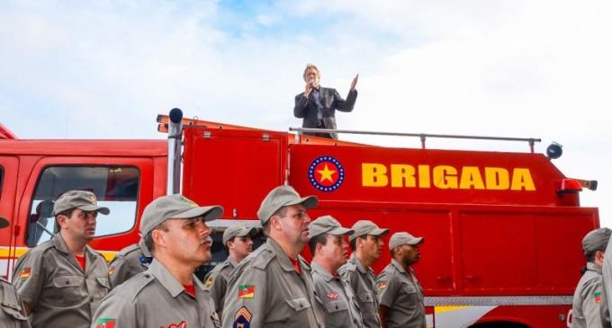 Zona Norte de Pelotas já conta com moderna unidade do Corpo de Bombeiros