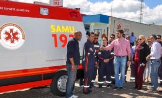 Pelotas já conta com nova ambulância do SAMU