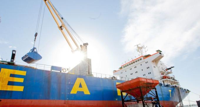 Exportações gaúchas aumentam 157% em outubro e alcançam US$ 3,8 bilhões