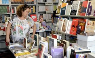41ª FEIRA DO LIVRO: Lançamentos e best-sellers são os mais vendidos