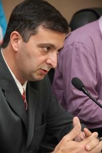 Coordenador do Procon Pelotas Jardel Oliveira foi ouvido na CPI - Foto: Jonathan Silva
