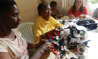 Natal Solidário: Campanha realiza doações para idosos do Lar Assistencial São Francisco de Assis