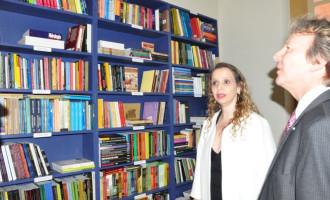 Inauguração da Livraria Café UFPel dá início a participação da UFPel na Feira do Livro