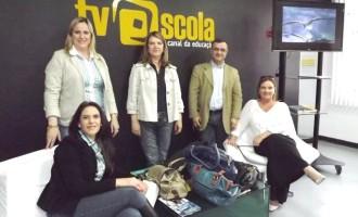 Prêmio Professores do Brasil é avaliado por equipe de Pelotas