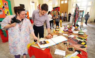 Africanidades: Mostra de Trabalhos Escolares é aberta