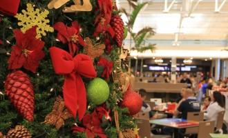 Papai Noel chega neste Sábado ao Shopping Pelotas