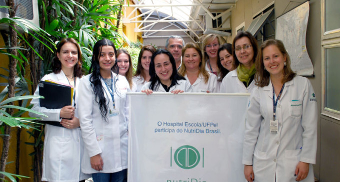Hospital Escola participa do NutriDia