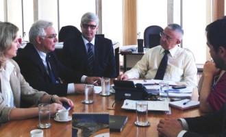 Paula negocia com DNIT duplicação de acesso ao Porto