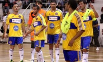 Citadino de Futsal: Pelotas em vantagem na semifinal do Citadino