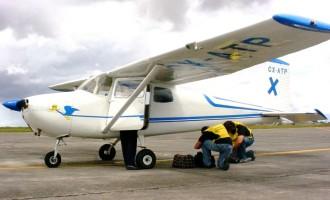 Exercícios Simulados de Segurança são realizados no Aeroporto Internacional de Pelotas