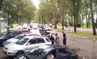 Operação da Receita Federal em Jaguarão confisca R$ 65 mil em mercadorias