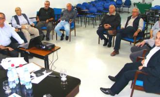 Michelon apresenta relatório ao Cipel