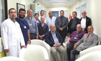 HUSFP recebe doação do Rotary Club Pelotas Oeste