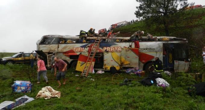 Pesquisa da Confederação Nacional de Transportes (CNT) aponta a deterioração das rodovias brasileiras