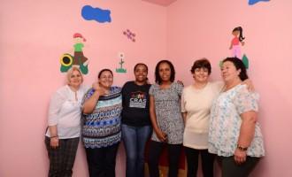 Serviço de Convivência retorna à comunidade da Castilhos