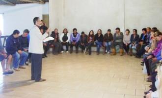 Vereador Antonio Peres discute regularização fundiária na Vila Princesa