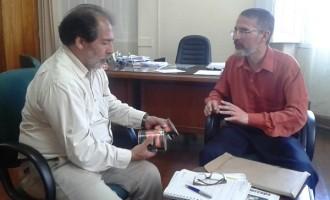 Vereador Antonio Peres defende mais produtos da colônia na merenda escolar