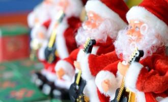ÁRVORE DE NATAL: Decoração natalina a mão de todos