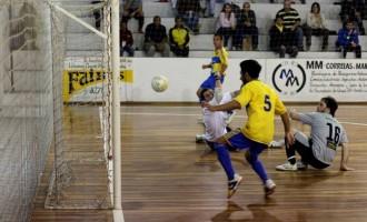 CITADINO: Lideres se enfrentam no futsal