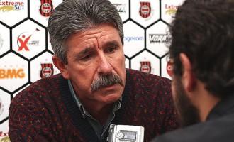 """""""É só um jogo de futebol"""" diz Cláudio Montanelli sobre o BraPel decisivo desta Terça-feira"""