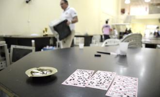Operação Policial fecha dois Bingos no Centro