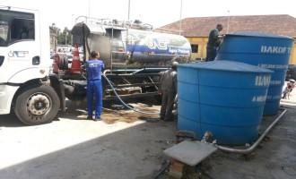 Conserto da tubulação normalizará abastecimento de água na região da Balsa