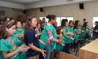 Cidadania é a receita da Escola La Salle Hipólito Leite