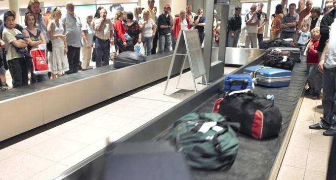 Fiscalização reforçada em voos internacionais