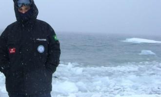 IFSUL: Pelotense no Continente Antártico