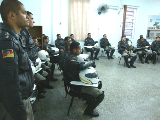 Brigada Curso Tático de Motocicletas 02