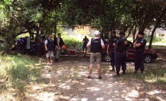 Veranistas são notificados por ocupar área de preservação