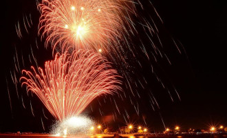 Reveillon: prefeitura confirma show de fogos no Laranjal