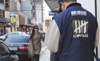 IBGE abre inscrições para contratações de agentes de pesquisa e mapeamento
