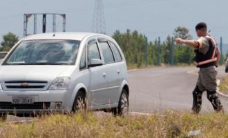 Mais de 200 mil veículos fiscalizados em 10 dias de Viagem Segura