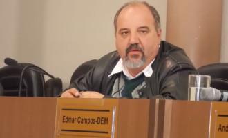 Vicente Amaral fala sobre a Taxa do Lixo