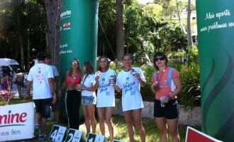 Natação: Atleta pelotense conquista primeiro lugar em Florianópolis