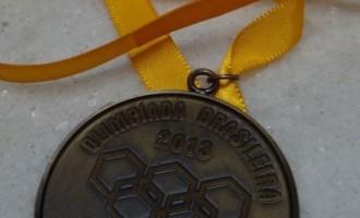 Aluna do IFSul é destaque na Olimpíada Brasileira de Química
