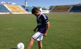 APRESENTADO: Lucas revela posição de volante mas admite jogar na função de meia