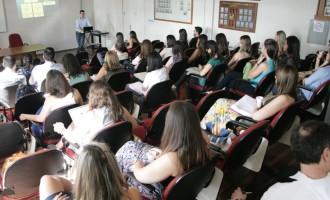 Saúde e Comportamento promove encontro de integração