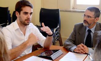 Prefeito recebe demandas da Vila Princesa