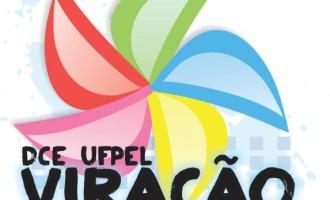 Viração é reeleita para o DCE da UFPel