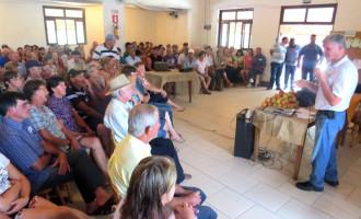 VILA NOVA : Chamada da Sustentabilidade reúne fruticultores