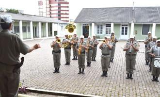 Banda de Música do 4º BPM completa 83 anos