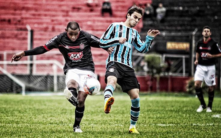 Aos 34 anos, ele completará 100 jogos pelo Xavante - Foto: Ítalo Santos/GEB