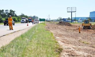 Interdições para obras na BR-116/RS são retomadas em janeiro